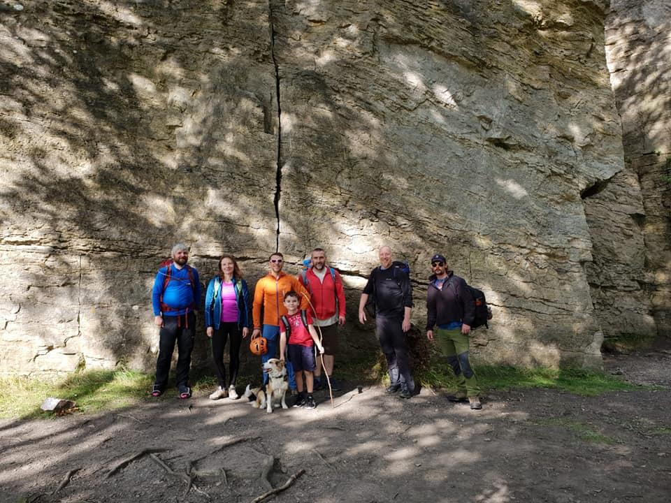 Intro to Outdoor Climbing: Crag Day