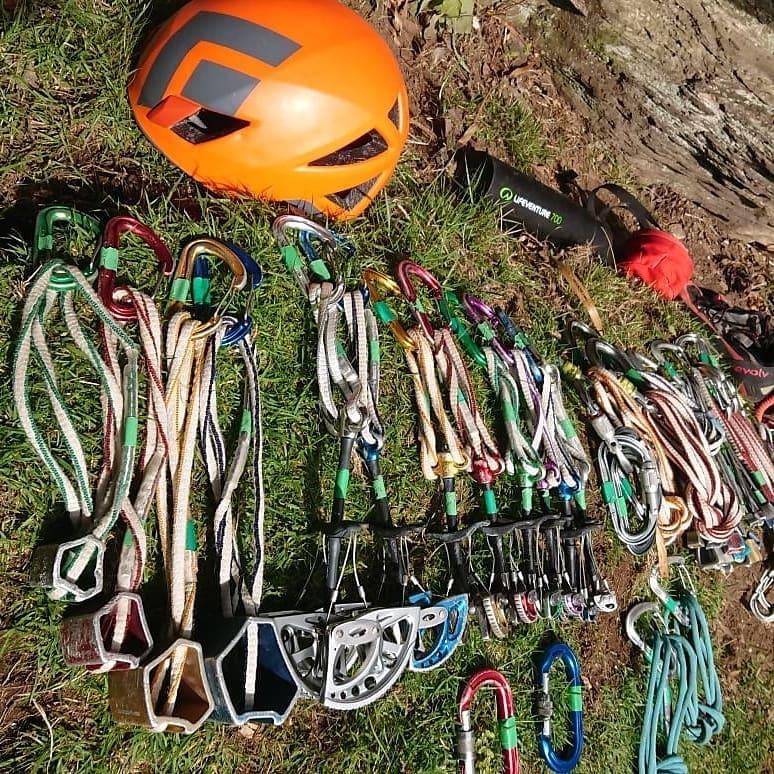 Trad Climbing Adventure – 3 day