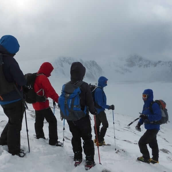 #WinterSkills Long Weekend – 3 day residential course