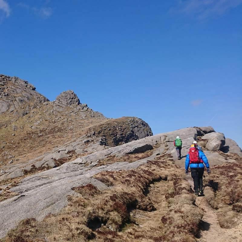 Intro to Ridgewalking – Tarmachan Ridge – Meall nan Tarmachan