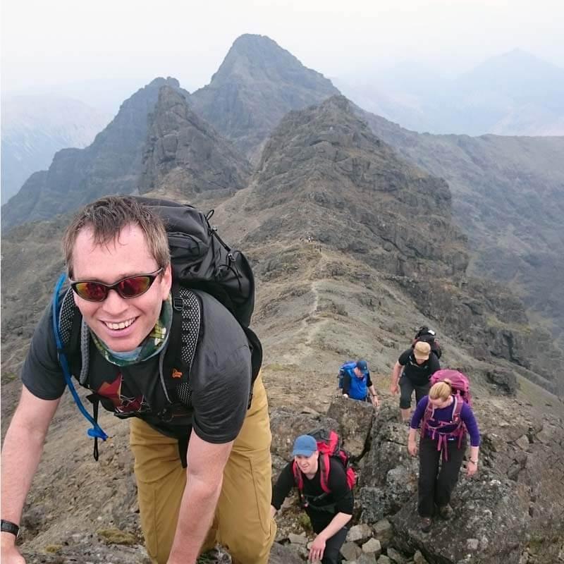 Skye Munros – 4 Days