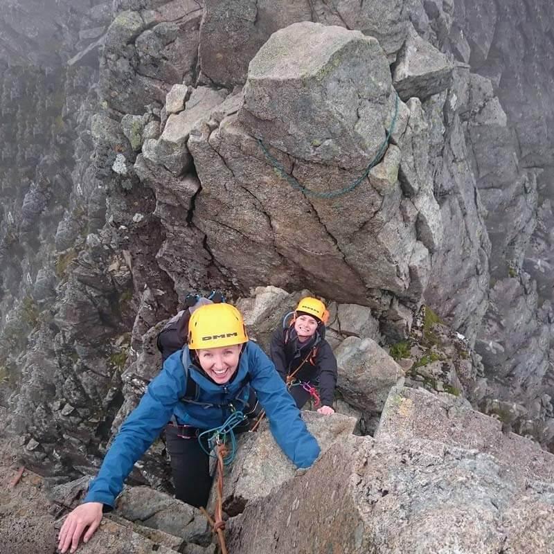 Tower Ridge – Ben Nevis