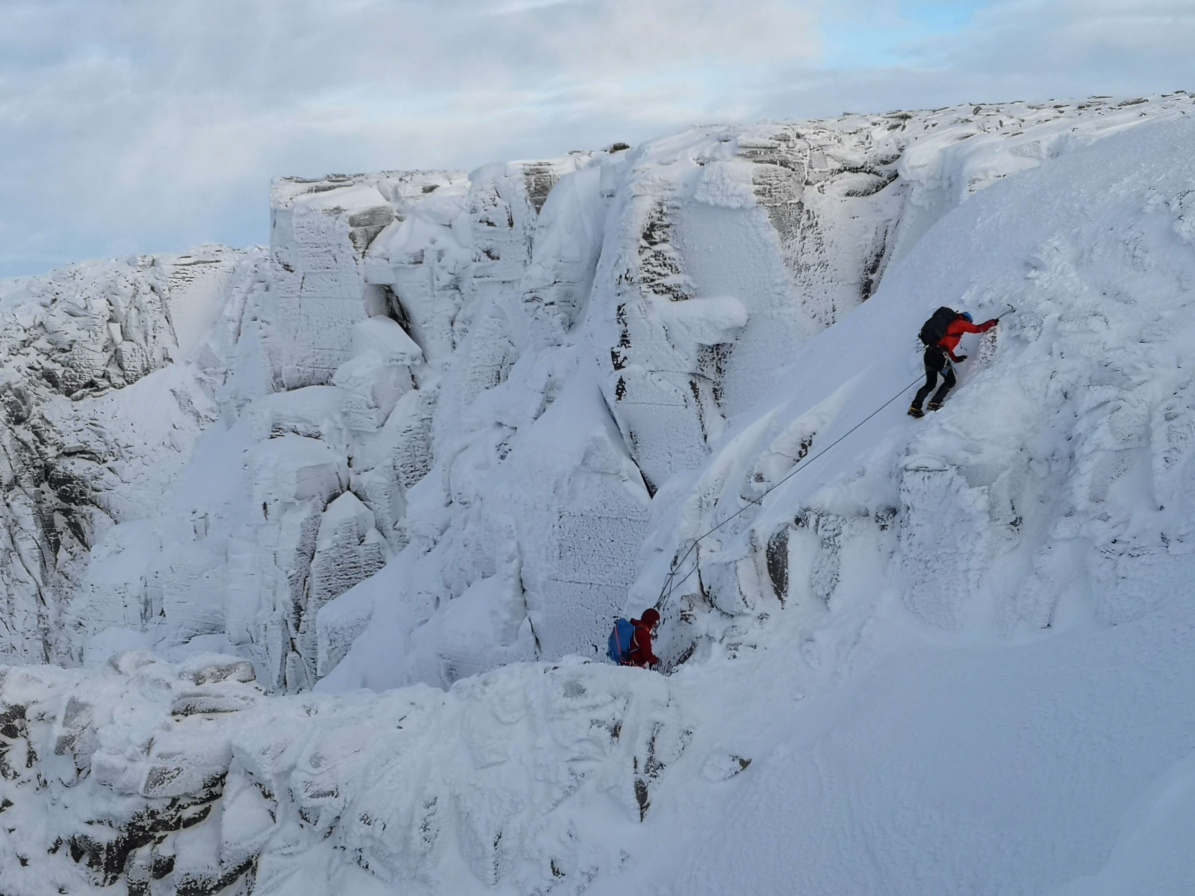 #Winter Mountaineering Week – 5 Day Residential Course